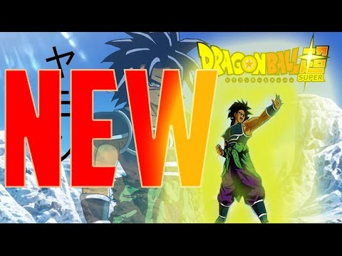 All NEW Story Details EXPLAINED: Dragon Ball Super Movie 2018