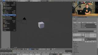 Blender Basics Pt. 10: Left Click Select