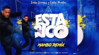 Marc Anthony, Will Smith, Bad Bunny - Está Rico [Mambo Remix] Carlos Serrano & Carlos Martin