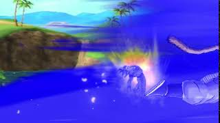 Green Screen Effect Test | Dragon Ball Fanfic Resources