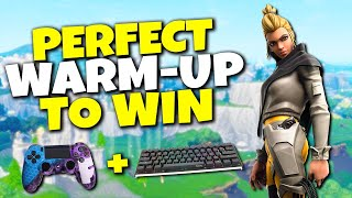 The best fortnite warmup practice course of 2019 videos / InfiniTube
