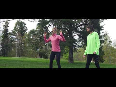 Anders Szalkais löparskola med Lisa Nordén Avsnitt 2: Löpmuskler (styrka)