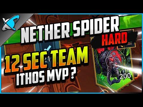 ITHOS NUKER MVP... Won't Last !? | 12 SEC Hard Agreth 20!! | Doom Tower Day 2 | RAID: Shadow Legends