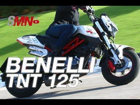 Benelli TNT 125 2018 [FULLHD]