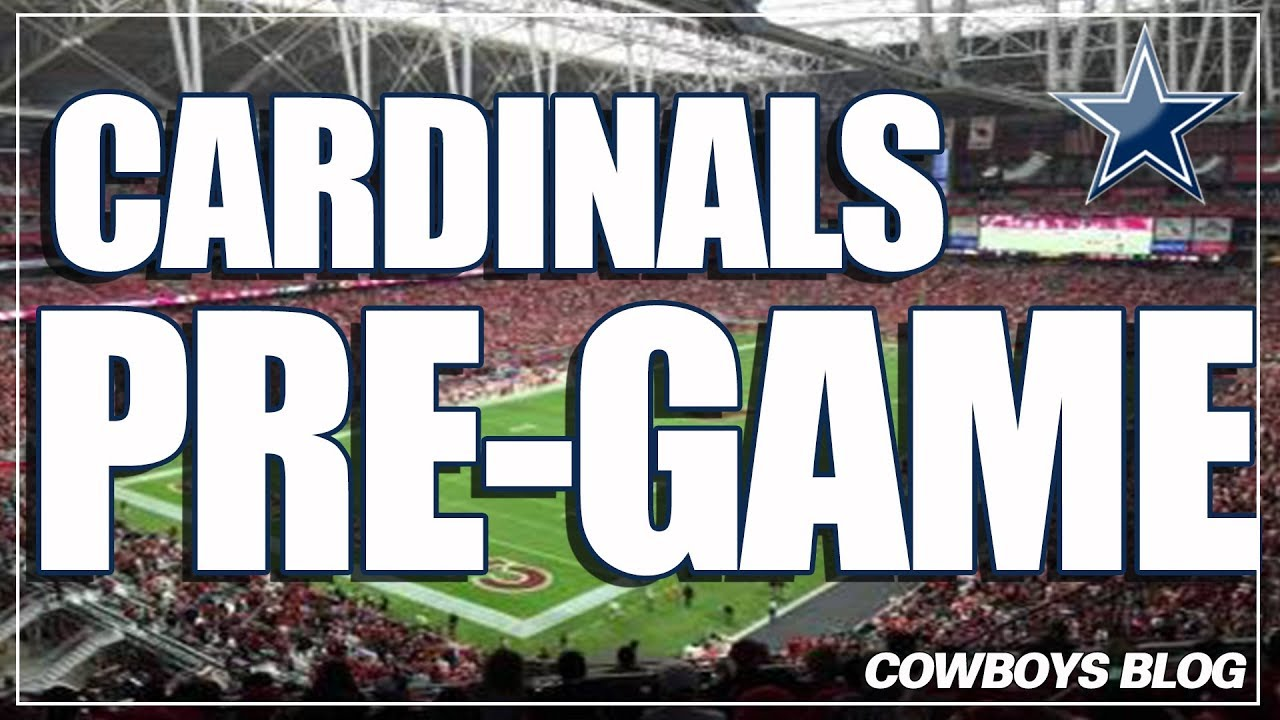 Buy Arizona Cardinals Vs Dallas Cowboys Tickets 2018