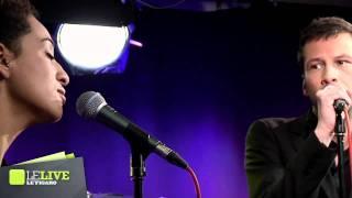 Alex Beaupain en duo avec Camélia Jordana - Avant la haine - Le Live