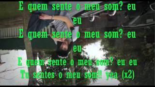 Francisco Moreira - Sentes o Meu Som [Letra]