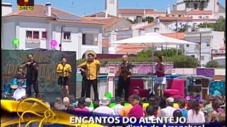 Augusto Canário & Amigos - A minha terra e a tua terra
