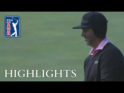 Highlights | Round 2 | THE CJ CUP 2018