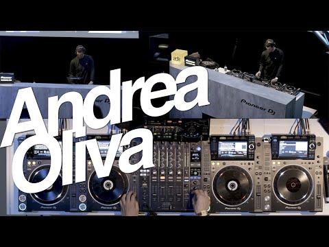 Andrea Oliva - DJsounds Show 2018