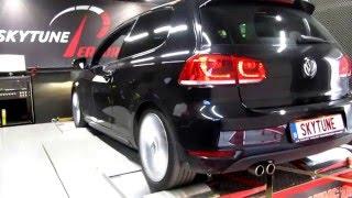 VW Golf6 2.0GTD Chiptuning - Skytune Performance