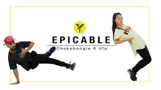 Epicable | Chekboogie X Ufa | Epic Movement Workshop