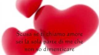 Scusa se ti chiamo Amore - Massimo di Cataldo