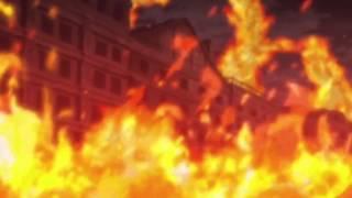 Hellsing ultimate ova 9 seras saves alucard -English dub
