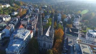 Baden-Baden 2016 | DJI Phantom 4 | By Egor Gridin