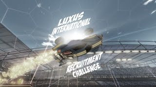 How to join Luxus? Luxus Recruitment Challenge! #LuxusRC