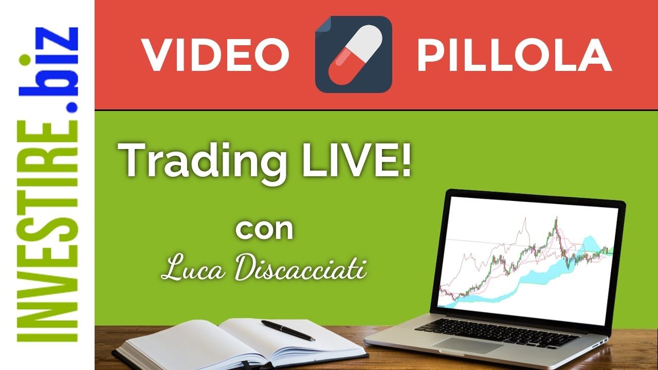 "Video Pillola ""Trading LIVE!"" del 19/01/2017"