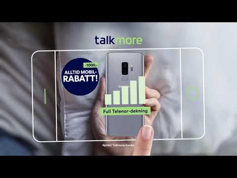 Talkmore alltid mobilrabatt - Reklame Kjærlighetssorg