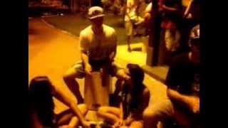 Fragmento Caiçara - Cultura de Rua (Versão Acústica) - Rap Na Lagoa -