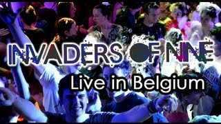 Invaders Of Nine DJ Live DnB Set in Belgium - Drum & Bass