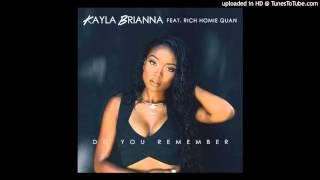 Kayla Brianna Ft. Rich Homie Quan - Do You Remember (Acapella Dirty) | 63 BPM