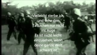 The Rolling Stones  Paint It Black German lyrics