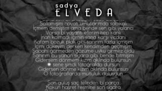 Sadya - Elveda