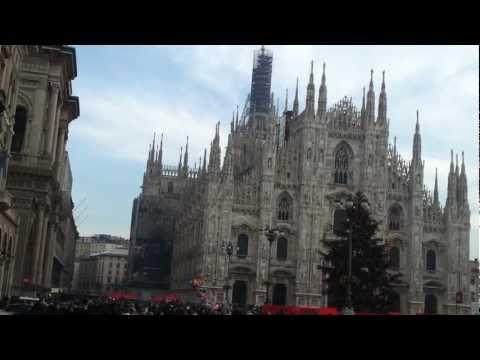 23. До Італії – Мілан