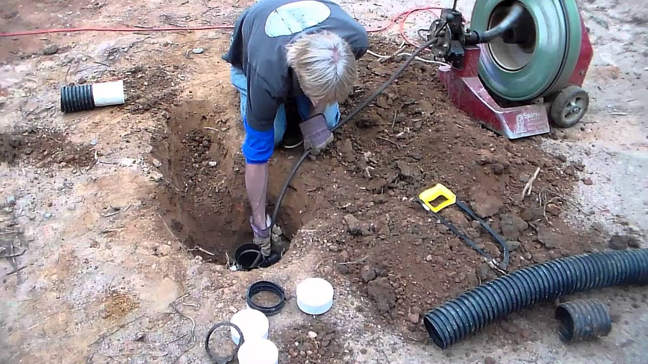 Plumbing Sewer Repair Keller Tx