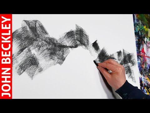 Peinture Acrylique Abstraite – Démonstration | Velio