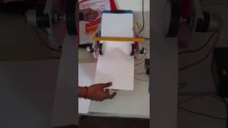 paper vending machine mechanism