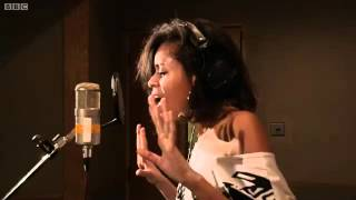 AlunaGeorge Just A Touch BBC Radio 1 Live Lounge 2012