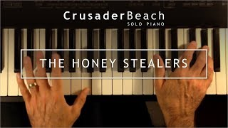 Piano Instrumental - The Honey Stealers by CrusaderBeach - Beautiful Piano Love Song