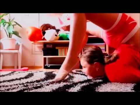 Amateur Gymnastics And Flexibility Challenge