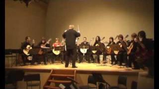 Zürich Guitar Ensemble, live in Amsterdam 25.4.09 Debussy La fille aux cheveux de lin