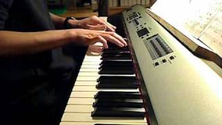 """So Close (from DISNEY's """"Enchanted"""") (Piano Cover; comp. by Alan Menken)"""
