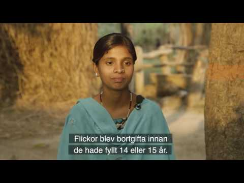 Nisha, fadderbarn i Indien - Plan International