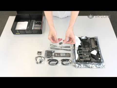 Gigabyte AORUS Z270X-GAMING 7 Motherboard
