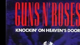 Cover Gun's Roses- Knockin' on Heaven's Door