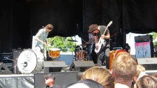 Reignwolf encore @ Rock The Shores