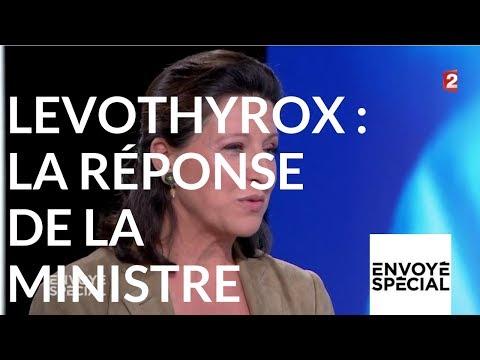 nouvel ordre mondial | Envoyé spécial. Agnès Buzyn, ministre de la santé - 5 octobre 2017 (France 2)