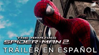 Tráiler en español (HD) - THE AMAZING SPIDER-MAN 2: El Poder de Electro