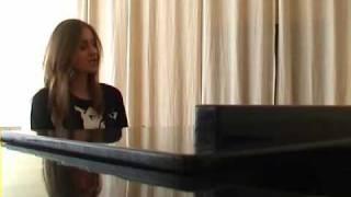 Eva Simons - Silly Boy (Acoustic Piano version) Cover Emiliah Rochford (Emmilija) LIVE