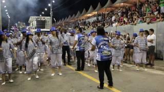 Desfile 2017 - Acadêmicos da Vila (bateria)