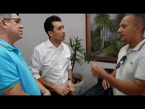 Deputado Estadual Soldado Adriano José houve demandas da Saúde em Goioerê
