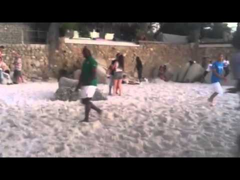 Beach Soccer in South Africa