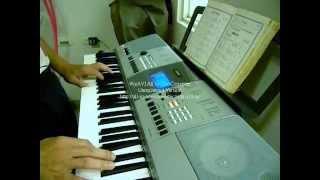 一簾幽夢--電子琴演奏