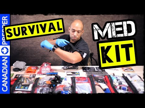 12 Rare Medical Items to Stockpile: Survival First Aid Kit