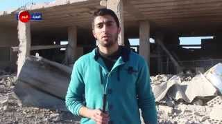 معصرة زيتون وفرن للمدنيين هو ما استهدفته طائرات العدوان الروسي على بينين بجبل الزاوية بريف إدلب