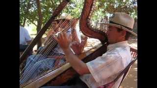 Traditional Paraguayan Harp Music